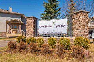 Photo 40: 169 5420 GRANT MACEWAN Boulevard: Leduc House Half Duplex for sale : MLS®# E4195675