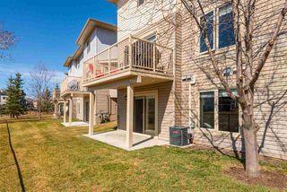 Photo 34: 169 5420 GRANT MACEWAN Boulevard: Leduc House Half Duplex for sale : MLS®# E4195675