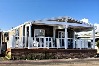 Photo 1: CARLSBAD WEST Manufactured Home for sale : 3 bedrooms : 6550 Ponto Dr #61 in Carlsbad