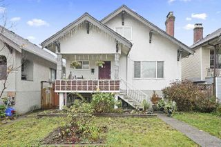 Main Photo: 2547 MCGILL Street in Vancouver: Hastings Sunrise House for sale (Vancouver East)  : MLS®# R2463064