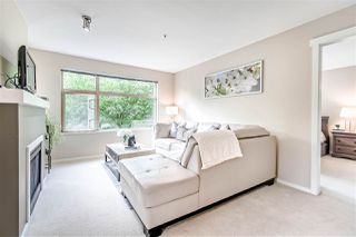 """Photo 3: 212 300 KLAHANIE Drive in Port Moody: Port Moody Centre Condo for sale in """"TIDES"""" : MLS®# R2499330"""