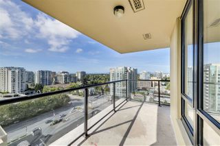 """Photo 3: 1701 7831 WESTMINSTER Highway in Richmond: Brighouse Condo for sale in """"Capri"""" : MLS®# R2505411"""