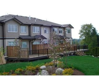 Photo 1: # 31 22865 TELOSKY AV in Maple Ridge: Condo for sale : MLS®# V805752