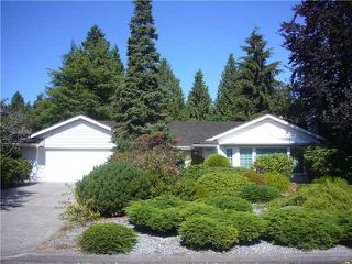"Photo 1: 4209 YUCULTA CR in Vancouver: University VW House for sale in ""SALISH PARK"" (Vancouver West)  : MLS®# V912144"