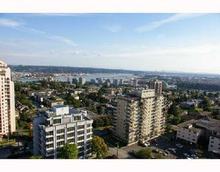 "Photo 8: 1906 615 BELMONT Street in New_Westminster: Uptown NW Condo for sale in ""Belmont Tower"" (New Westminster)  : MLS®# V665073"
