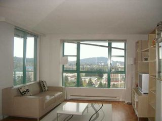 "Photo 3: 1803 3071 GLEN DR in Coquitlam: North Coquitlam Condo for sale in ""PARL LAURENT"" : MLS®# V585594"