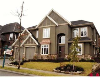 "Photo 1: 35589 JADE Drive in Abbotsford: Abbotsford East House for sale in ""EAGLE MOUNTAIN"" : MLS®# F2731087"
