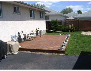 Photo 10: 126 DE GRAFF Bay in WINNIPEG: North Kildonan Residential for sale (North East Winnipeg)  : MLS®# 2809947