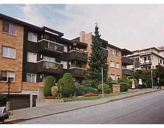 "Photo 1: 1011 4TH Ave in New Westminster: Uptown NW Condo for sale in ""Crestwell"" : MLS®# V623975"