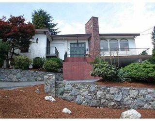 Main Photo: 5469 ROYAL OAK AV in Burnaby: Forest Glen BS House for sale (Burnaby South)  : MLS®# V544600