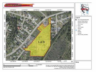 Main Photo: LOT 10 JOHNSTON Avenue in Quesnel: Quesnel - Town Land for sale (Quesnel (Zone 28))  : MLS®# R2392692