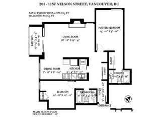 "Photo 19: 201 1157 NELSON Street in Vancouver: West End VW Condo for sale in ""Hampstead House"" (Vancouver West)  : MLS®# R2432845"