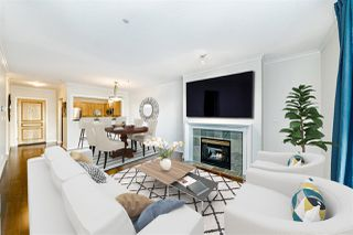 Photo 1: 211 1990 S KENT Avenue in Vancouver: South Marine Condo for sale (Vancouver East)  : MLS®# R2450762