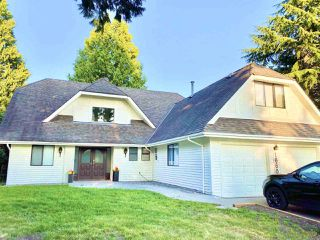 Photo 1: 1660 145 Street in Surrey: Sunnyside Park Surrey House for sale (South Surrey White Rock)  : MLS®# R2475454