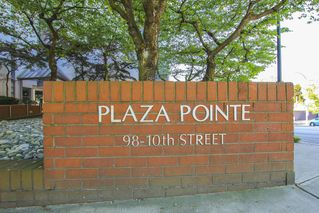 "Photo 21: 403 98 TENTH Street in New Westminster: Downtown NW Condo for sale in ""PLAZA POINTE"" : MLS®# R2501673"