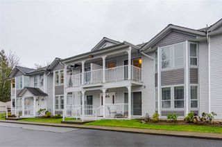 "Photo 1: 37 12296 224 Street in Maple Ridge: East Central Townhouse for sale in ""THE COLONIAL"" : MLS®# R2524241"