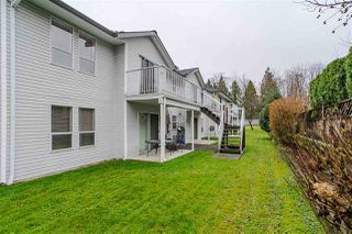 "Photo 30: 37 12296 224 Street in Maple Ridge: East Central Townhouse for sale in ""THE COLONIAL"" : MLS®# R2524241"