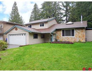 """Photo 1: 4454 202A Street in Langley: Langley City House for sale in """"BROOKSWOOD"""" : MLS®# F2706962"""