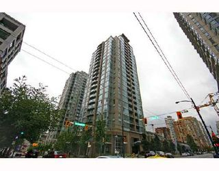 """Photo 10: 1901 1010 RICHARDS Street in Vancouver: Downtown VW Condo for sale in """"GALLERY"""" (Vancouver West)  : MLS®# V670409"""