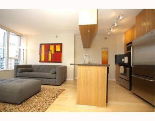 """Photo 2: 1901 1010 RICHARDS Street in Vancouver: Downtown VW Condo for sale in """"GALLERY"""" (Vancouver West)  : MLS®# V670409"""