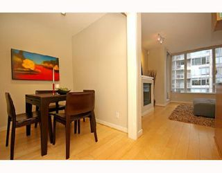 """Photo 5: 1901 1010 RICHARDS Street in Vancouver: Downtown VW Condo for sale in """"GALLERY"""" (Vancouver West)  : MLS®# V670409"""