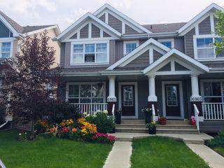 Main Photo: 6961 21A Avenue in Edmonton: Zone 53 House Half Duplex for sale : MLS®# E4169837