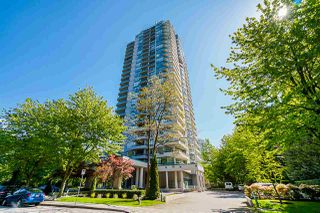 "Photo 1: 10E 6128 PATTERSON Avenue in Burnaby: Metrotown Condo for sale in ""Grand Central Park Place"" (Burnaby South)  : MLS®# R2454140"