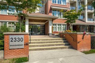 "Main Photo: 401 2330 SHAUGHNESSY Street in Port Coquitlam: Central Pt Coquitlam Condo for sale in ""Avanti"" : MLS®# R2471262"