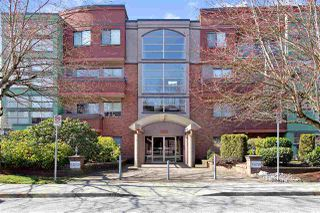 "Main Photo: 205 12025 207A Street in Maple Ridge: Northwest Maple Ridge Condo for sale in ""ATRIUM"" : MLS®# R2472173"
