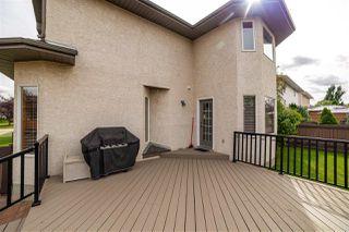Photo 31: 153 Deer Ridge Drive: St. Albert House for sale : MLS®# E4212551