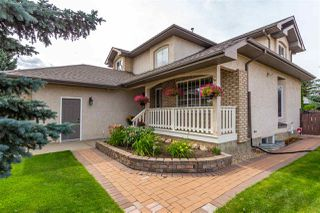 Photo 2: 153 Deer Ridge Drive: St. Albert House for sale : MLS®# E4212551