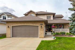Photo 1: 153 Deer Ridge Drive: St. Albert House for sale : MLS®# E4212551