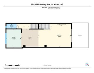 Photo 32: 28 205 MCKENNEY Avenue: St. Albert Townhouse for sale : MLS®# E4214660