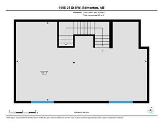 Photo 26: 1908 25 Street in Edmonton: Zone 30 House for sale : MLS®# E4219340