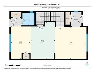 Photo 24: 1908 25 Street in Edmonton: Zone 30 House for sale : MLS®# E4219340