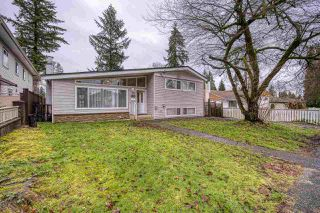 Main Photo: 3376 RALEIGH Street in Port Coquitlam: Woodland Acres PQ House for sale : MLS®# R2528261