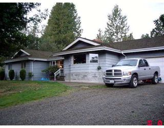 "Photo 1: 28709 DOWNES Road in Abbotsford: Aberdeen House for sale in ""Bradner"" : MLS®# F2725341"