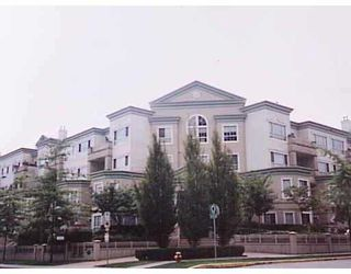 "Photo 1: 207 2990 PRINCESS Crescent in Coquitlam: Canyon Springs Condo for sale in ""CANYON SPRINGS"" : MLS®# V711568"