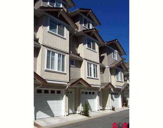 "Photo 1: 12711 64TH Ave in Surrey: West Newton Townhouse for sale in ""Palette on the Park"" : MLS®# F2620452"