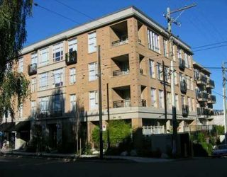 """Photo 1: 205 E 10TH Ave in Vancouver: Mount Pleasant VE Condo for sale in """"HUB"""" (Vancouver East)  : MLS®# V633325"""