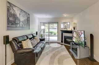 Photo 2: 108 2468 ATKINS AVENUE in Port Coquitlam: Central Pt Coquitlam Condo for sale : MLS®# R2404934