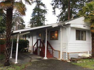 Photo 1: Cheap Mobile Home For Sale  |  4-1201 Craigflower Road