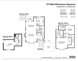 Photo 26: 277 W 16TH Avenue in Vancouver: Mount Pleasant VW Townhouse for sale (Vancouver West)  : MLS®# R2457606