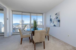 Photo 6: 1604 1850 COMOX STREET in Vancouver: West End VW Condo  (Vancouver West)  : MLS®# R2421108