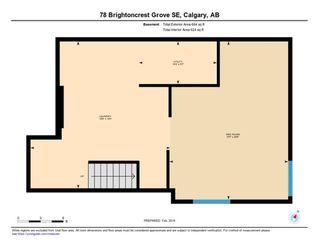 Photo 12: 78 Brightoncrest Grove SE in Calgary: New Brighton Semi Detached for sale : MLS®# A1032989
