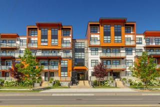 Photo 2: 415 4000 Shelbourne St in : SE Mt Doug Condo for sale (Saanich East)  : MLS®# 858753