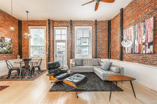 Photo 3: 209 535 Fisgard St in : Vi Downtown Condo for sale (Victoria)  : MLS®# 860549
