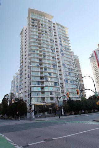 Photo 1: 1117 161 W GEORGIA STREET in Vancouver: Downtown VW Condo for sale (Vancouver West)  : MLS®# R2502361