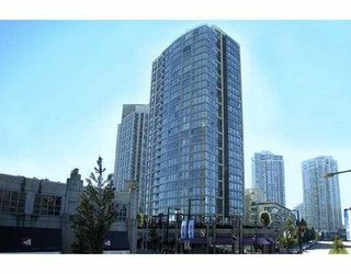 """Main Photo: 1902 1008 CAMBIE Street in Vancouver: Downtown VW Condo for sale in """"WATERWORKS"""" (Vancouver West)  : MLS®# V656964"""