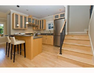 Photo 5: 3171 W 2ND Avenue in Vancouver: Kitsilano House 1/2 Duplex for sale (Vancouver West)  : MLS®# V672584
